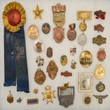 Lot of GAR/Commemorative Insignia