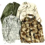 Lot of 7 Pieces of Field Gear Clothing