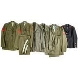 Assorted USMC Dress Jackets