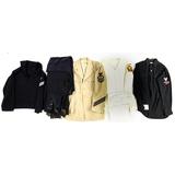 Assorted U.S. Navy Uniforms