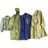 Assorted Military Cold Weather Jacket & Coats