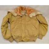 Custom Made Fur Jacket