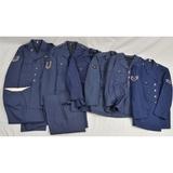 Lot of 14 Vietnam Era U.S. Air Force Uniforms