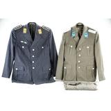 Lot of 2 East German Uniforms