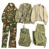 Lot of Misc. US Uniforms