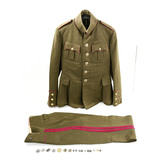 Pos WWII Foreign Uniform Lot