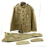 WWI US M1917 Uniform