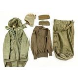 Lot of US Korean War Winter Clothes