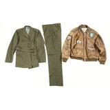 US Repro Bomber Jacket & Dress Uniform