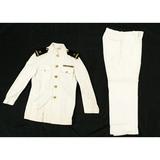 WWII Navy Officer Summer Whites Uniform