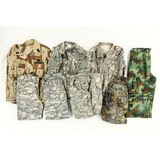 Lot of Modern US Military Uniforms