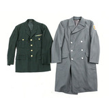 Lot of 2 Foreign Military Jackets