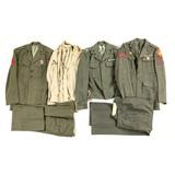 Lot of 3 USMC Ike Jackets