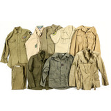 Lot of 7 US Military Shirts