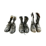 Military Boot Lot
