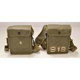 2 US Field Telephones