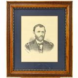 Vintage Print of Ulysses S. Grant