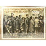 WWI Lithograph