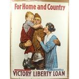 WWI Original Lithograph Poster