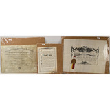WWI Military Award Documents