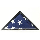 Post WWII Funeral American Flag