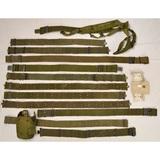 US Military Belt Lot