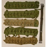 Chinese Ammo Pouch Lot