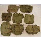 Lot of WWII US Field Gear