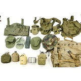 Bag of Military Items