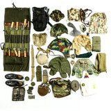 Misc. Military Gear Lot