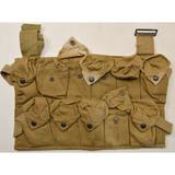 WWI US Army Grenade Apron