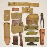 WWII US Gear Lot