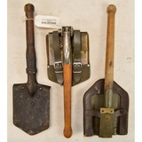 Military Entrenching Shovels
