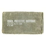 WWII Blister Gas Protective Cover