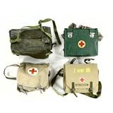 Lot of European First Aid Packs