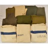 Military Blanket Lot