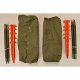 2 Shelter Half Kits
