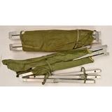 US Military Folding Cots (2)