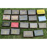 Lot of 19 Ammo Cans