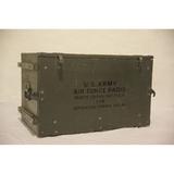 Empty US Field Radio Case