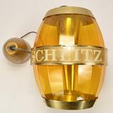 Schlitz Electric Lamp Sign