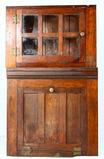 Pine 2-Piece Cabinet/Hutch