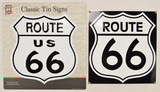 Route 66 Signs (2)