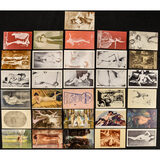 Lot of 30 Nude/Risque Postcards