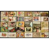 Lot of 30 Wonder Lake Postcards