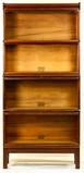 Globe-Wernicke Wooden Lawyer/Barrister Bookcase