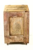 Wooden Slant Top Coffee Box