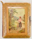 1890's Photo Album Celluloid Cover