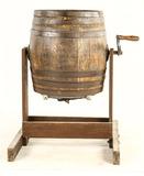 J. McDermaid Belle Barrel Butter Churn