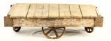 Lineberry Industrial Work Cart